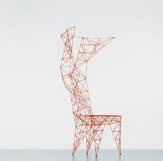 Tom Dixon . pylon chair