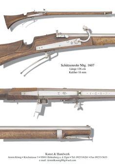 If you ever get the chance do it. Black Powder Guns, Thirty Years' War, Longhunter, Landsknecht, Shooting Guns, Concept Weapons, Arm Armor, Cool Guns, Fantasy Weapons