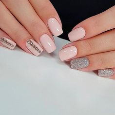 Exquisite Pastel Color Nails To Freshen Up Your Look: Nude Shades To Embrace Elegance  #pastel; #nails; #nailart; #naildesigns; #nailedit