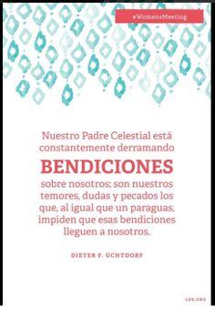 Mensaje de las Maestras Visitantes de la Conferencia General. #LDSconf