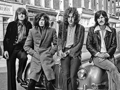 Led Zeppelin: 9  Rock and Rolling Facts