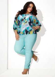 Ashley Stewart Big beautiful curvy real women, real sizes with curves, accept your body sizes, love yourself no guilt, plus size, body conscientiousness fashion, Fragyl Mari embraces you!