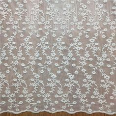New fashion small floral full lace cotton thread soft net chrysanthemu – fabric shoping Coat Patterns, Print Patterns, Chrysanthemum, Cotton Thread, Coat Dress, Mesh Fabric, Home Textile, New Fashion, Lace