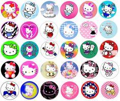 Hello Kitty...still a hit with kids