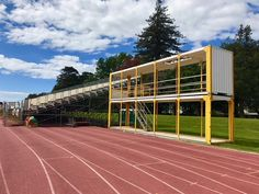 Track, Runway, Truck, Running, Track And Field