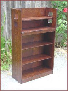 Limbert bookcase