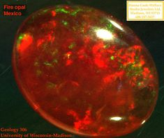Fire Opal~Absolutely love these!!