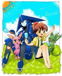 Brigadoon: Marin to Melan Name Games, Birthday Name, Anime Couples, Marines, Beautiful Things, Anime Art, Artists, Manga, Cool Stuff
