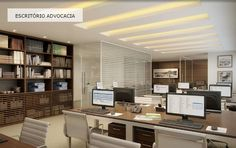 escritorio de advocacia design - Pesquisa Google