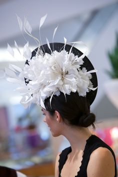 In my dreams, I wear hats everyday. And Philip Treacy is my best friend. #neimanmarcus