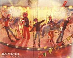 This is a blog for Hetalia Archives (AKA the Hetalia Wiki). This will be used as a news source for...