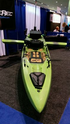 Fully loaded stand up kayak! Check them out at www.truerecreation.com Gone Fishing, Best Fishing, Kayak Fishing, Fishing Boats, Kayaking Gear, Camping Gear, Kayaks, Angler Kayak, John Boats