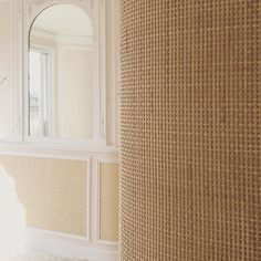 ✨ #ateliermkd #Rattanfurniture #Wickerdecoration #Rattandesign #oldpink #Paris