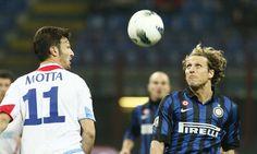 Inter - Catania 2-2 #26agiornata