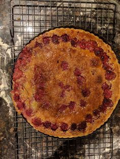 My first frangipane tart won't win any beauty contests but I love it all the same. #baking #cooking #food #recipes #cake #desserts #win #cookies #recipe #cakes #cupcakes