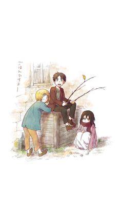 Armin Snk, Eren X Mikasa, Attack On Titan Comic, Aesthetic Movies, Hisoka, I Love Anime, Kawaii Anime, Anime Art, Character Design