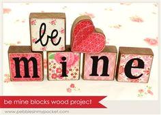 UNFINISHED: Be Mine Blocks
