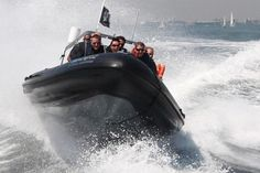 1-hour High-Speed Boat Ride