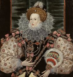 Queen Elizabeth I, Daughter of King Henry VIII, and Queen Anne Boleyn. The virgin Queen., the question was, she really a virgin? Yes the Queen truly was. Elizabeth I, Elizabeth England, Anne Boleyn, Tudor History, British History, Uk History, Asian History, History Books, History Facts