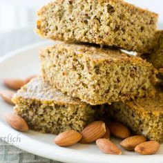 Grain-Free Almond Bread - GNOWFLINS has done it again! I take out the baking soda to be GAPS friendly and use lemon juice instead of apple cider vinegar but love that we have people who invent these great recipes! :)