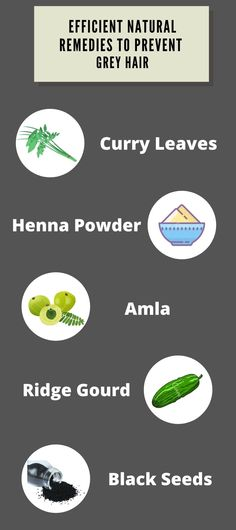 Greying of hair causes & solutions | Premature greying | Natural Remedies