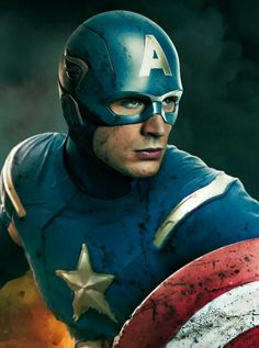 The wonderful Captain America