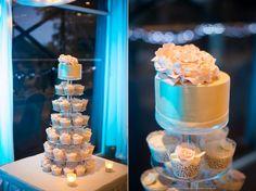 Wedding cupcakes. ~Sydney wedding photography by Yulia Photography~ www.yuliaphotography.com.au