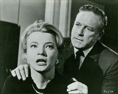 Lawrence Tierney and Gena Rowlands, A Child Is Waiting
