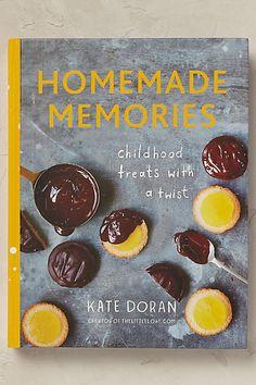 Anthropologie EU Homemade Memories