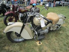 1946 Indian Chief – Indian Motocycle Day: July 21, 2013