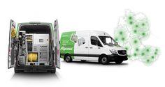 Fassadenreinigung Algenmax Fahrzeug Trucks, Vehicles, House Siding, Cleaning, Truck, Car, Vehicle, Tools