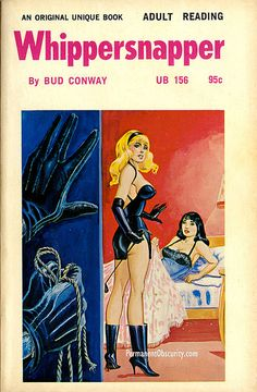 Whippersnapper by Bud Conway
