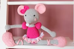 matemo: Ballerina Mouse