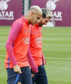 Treino de hoje ❤⚽❤ #neymar #neymarjr #barcelona