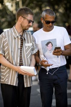 Street style photographer Robert Spangle is on the front line capturing the very best-dressed gentleman on the streets of Milan Men's Fashion Week SS18.