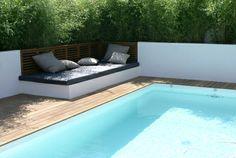 Projet Biarritz Californie | ATELIER 10 . Design & aménagement de jardins