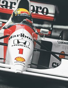 Shell Marlboro Honda F1