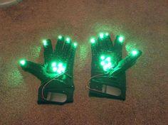 Tensor Gloves by bobsideways