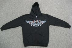 Exile Cycles - Flying Pan on Black Hoodie Black Hoodie, Cycling, Hoodies, Clothing, Sweaters, T Shirt, Fashion, Outfits, Supreme T Shirt