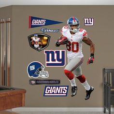 NFL - Victor Cruz New York Giants Fathead