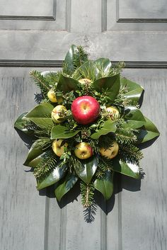 Wreaths of Williamsburg by Tobyotter, via Flickr