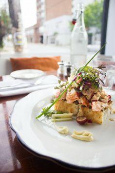 DINE | EDNA brings the big city to Halifax. eathalifax.ca #halifax #ednarestaurant