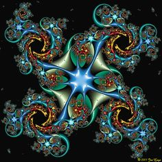 Gallery : Magic Shape Fractals