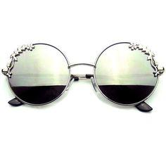 d838be78f92 LoopsOriginal.Com rounded sunglasses  sunglasses barcelona   loops original barcelona Flower Sunglasses