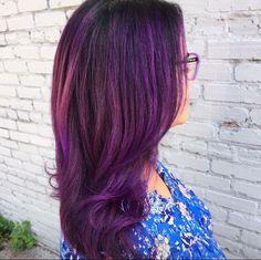 Purple Crush The Boho Socialite