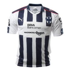 CF Monterrey (Mexico) - 2016/2017 Puma Home Shirt