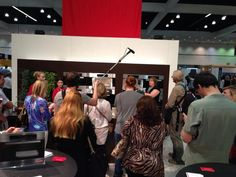 Our LIVE progressive fun hosted by Miele was a show highlight. Dwell On Design, Highlight, Live, Fun, Dresses, Fashion, Lights, Vestidos, Moda