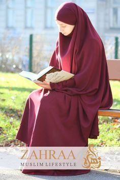 Beautiful jilbabi picture - by Zahra- Muslim Lifestyle- Modest Fashion, Hijab Fashion, Fashion Beauty, Fashion Outfits, Moslem Fashion, Islam Women, Muslim Dress, Islamic Fashion, Islamic Clothing