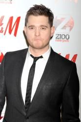 Michael Bublé Jokes About Writing Songs About Harry Styles