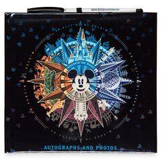 Mickey Mouse Autograph Book - Walt Disney World